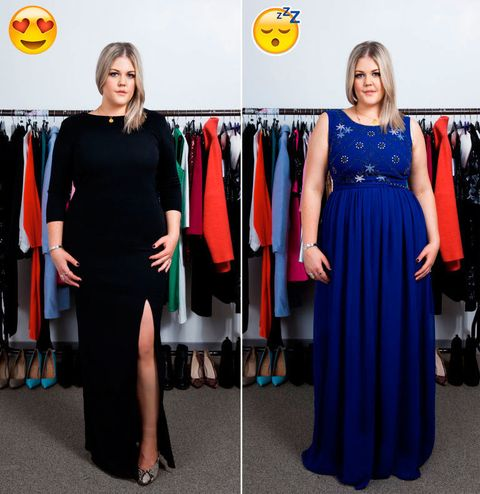 Best Maxi Dresses For Curvy Figures