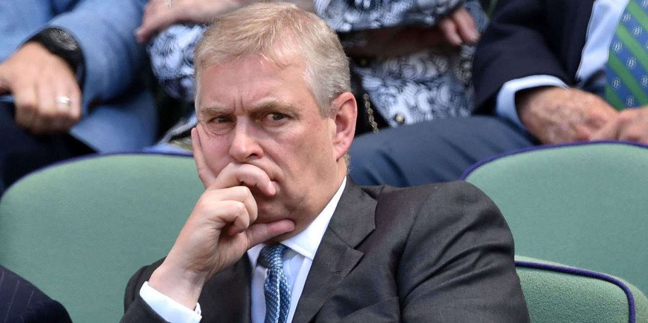 """Prince Andrew says he """"let the side down"""" for being friends with Jeffrey Epstein"""