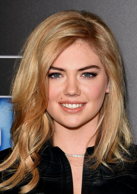 Kate Upton - 11 celebrities with gorgeous beauty spots