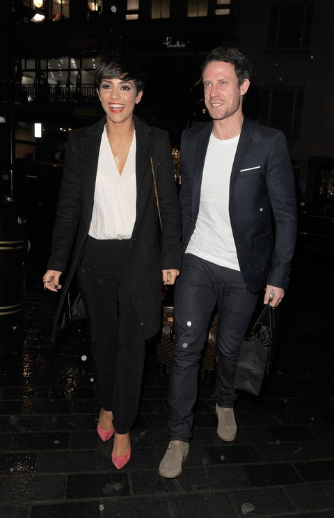 Frankie and Wayne Bridge are expecting their second child