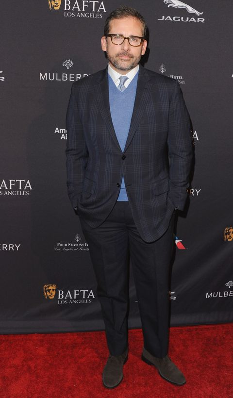 All the celebrity fashion at the BAFTA Tea Party 2015