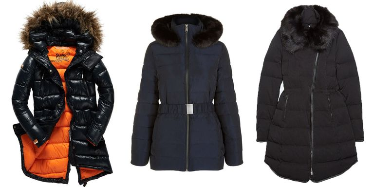The best padded coats and jackets for all shapes and sizes