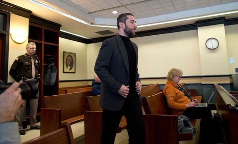 Dustin Diamond ordered to stand trial for stabbing a man on Boxing Day