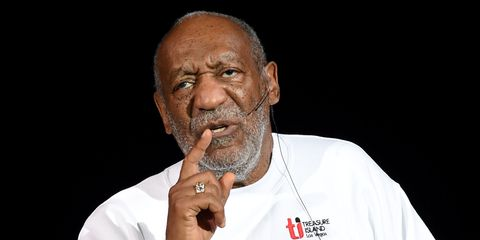 Bill Cosby performing at the pleasure island hotel