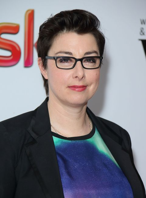 Sue Perkins at the Sky Women in Film and TV Awards