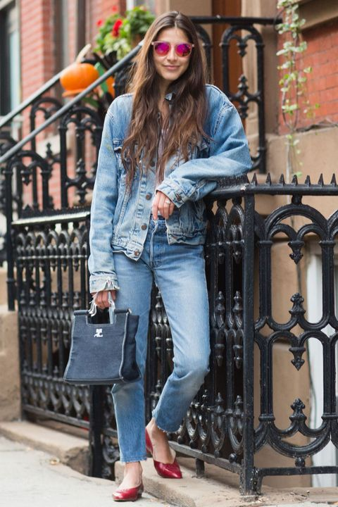 How to wear denim for spring/summer 2015