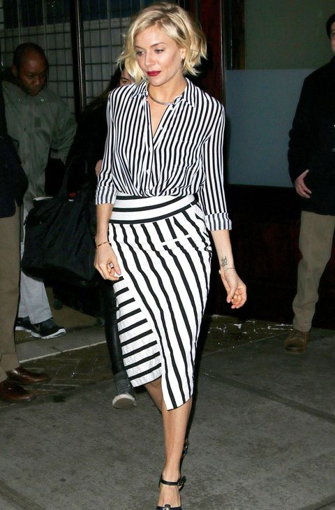 82e8674ad37 Three times Sienna Miller s style was on point this week
