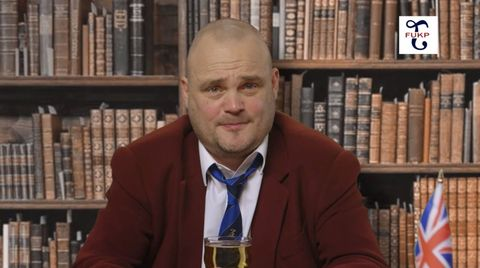 Al Murray's Pub Landlord alter-ego is running against Nigel Farage in the general election