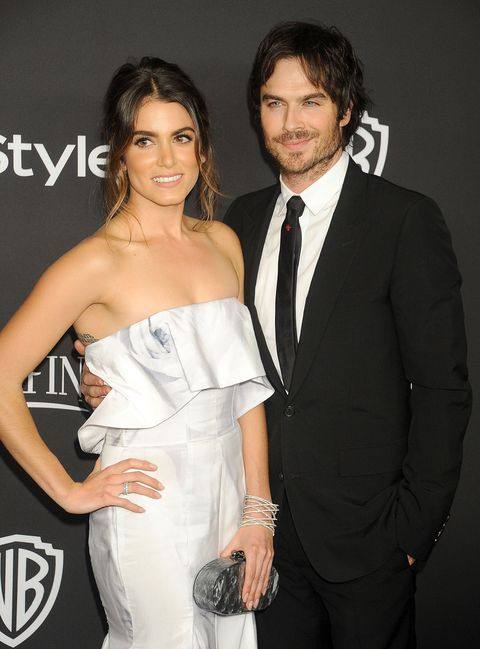 Ian Somerhalder and Nikki Reed are reportedly engaged!