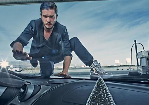 a153f4b18eb1 Do enjoy Kit Harington looking fit in the new Jimmy Choo campaign