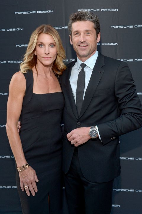 Patrick Dempseys Wife Files For Divorce