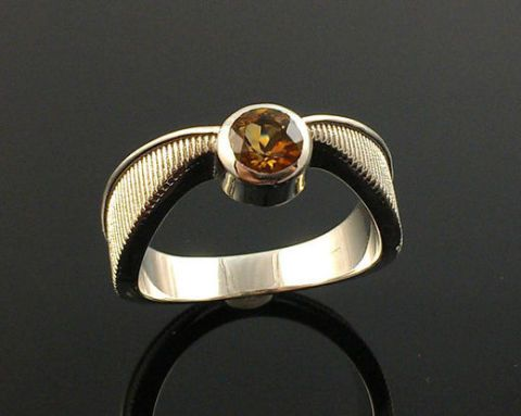 Great Harry Potter Golden Snitch Engagement Ring
