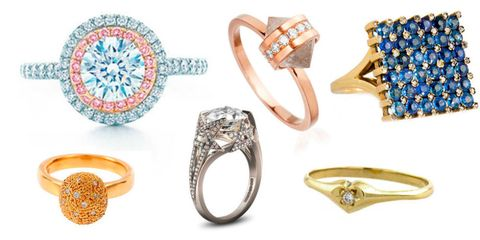 The best unique engagement rings to buy now