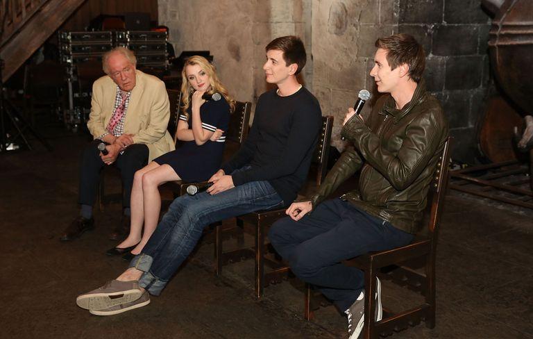 Emma Watsons Harry Potter Co Stars Think Shell Make A Brilliant Belle