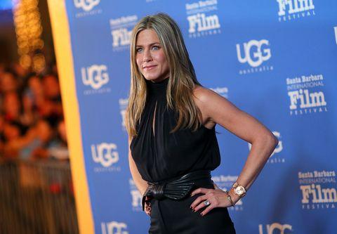 Jennifer Aniston at the Santa Barbara Film Festival