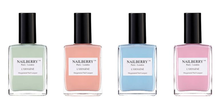 Nailberry L Oxygéné Nail Polish With 5 Free Formula