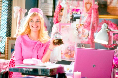 24 signs you *might* just be a little bit high maintenance - Elle Woods Legally Blonde