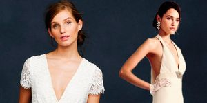 Best bridal jumpsuits for alternative weddings