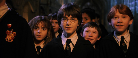 J.K. Rowling just answered four VERY important Harry Potter questions