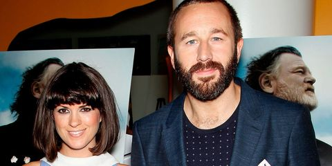 Dawn O'Porter and Chris O'Dowd reveal the name of their baby boy