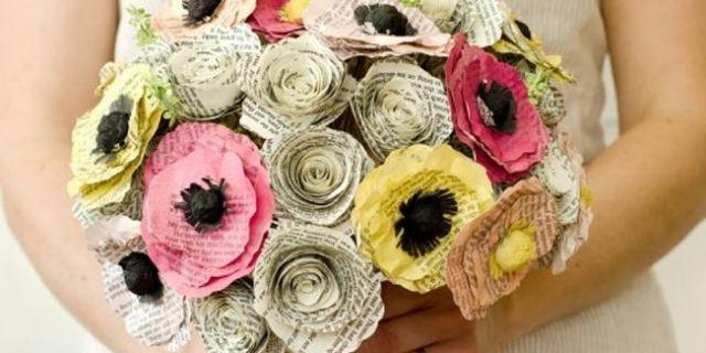 18 Ideas For Alternative Wedding Bouquets 2070425 Weddbook