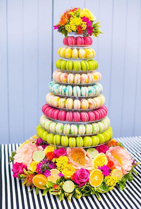 18 Alternative & Unusual Wedding Cakes