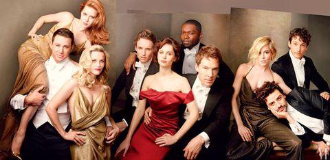 Vanity Fair's Oscars cover is INCREDIBLE