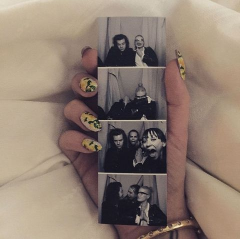 Harry Styles 21st Birthday Party Featured All Of The Celebs