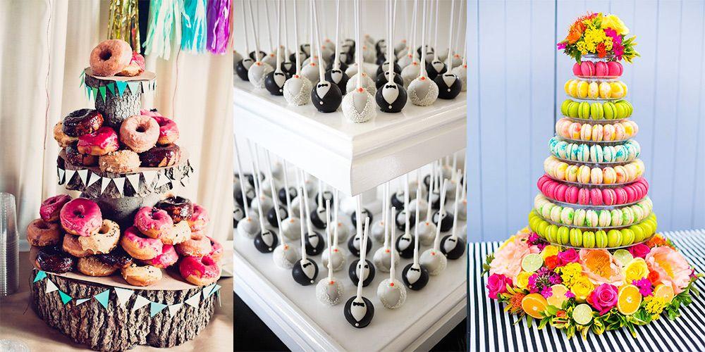 18 Alternative Unusual Wedding Cakes