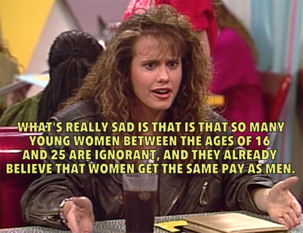 this saved by the bell hooks tumblr is absolute genius