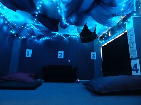 student nap room UAE