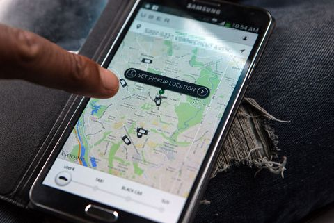 Uber introduces safety 'panic buttons' for their users in India