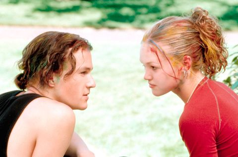 Julia Stiles On 10 Things I Hate About You