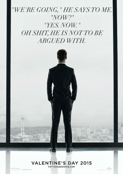 60 Remade Fifty Shades Of Grey Posters With Quotes From The Book Unique Quotes From 50 Shades Of Grey