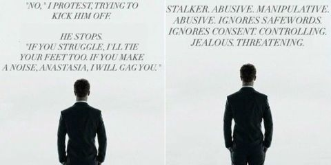 9 Re Made Fifty Shades Of Grey Posters With Quotes From The Book
