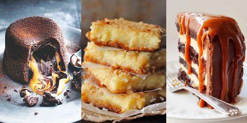 indulgent cake bake recipes