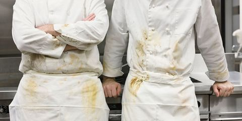 The top 10 dirties restaurant kitchens in Britain revealed