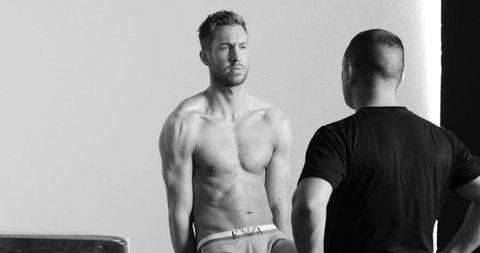 7d74ce24bb Calvin Harris  Emporio Armani underwear pictures are hotter than the actual  sun