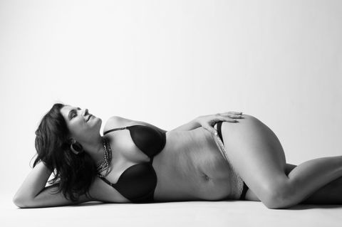 A Beautiful Body Project The Project Which Celebrates The Natural Beauty Of A Mother S Body