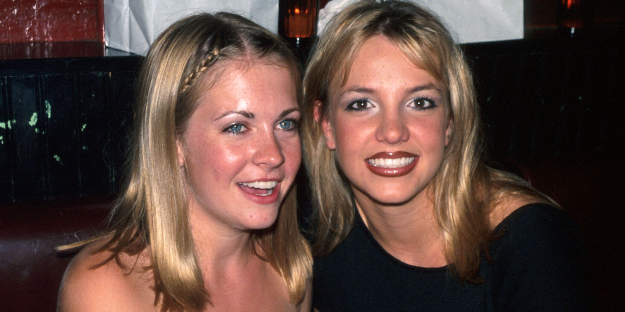 Melissa joan hart and britney spears are reunited in las vegas kristyandbryce Choice Image