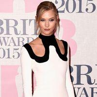 Karlie Kloss at the Brit awards 2015