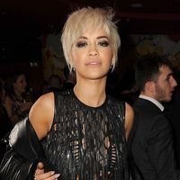 Rita Ora at the BRITs after-party