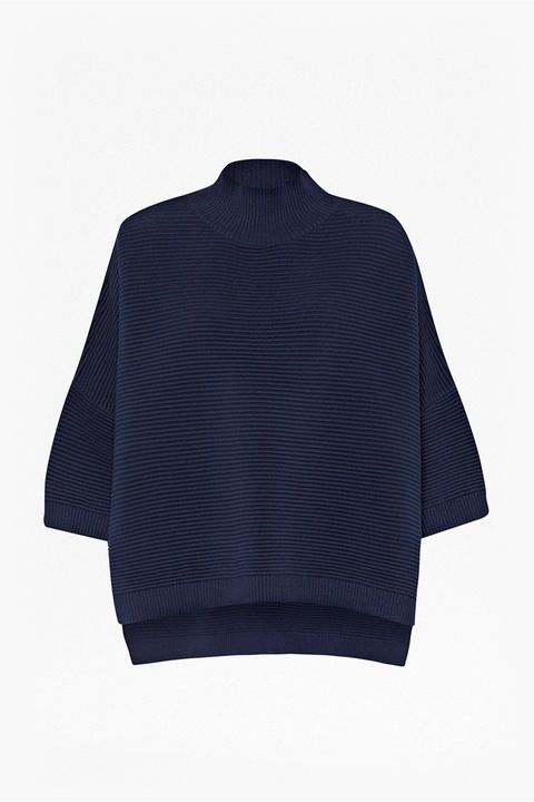 Product, Sleeve, Electric blue, Cobalt blue, Active shirt, Sweater, Long-sleeved t-shirt,