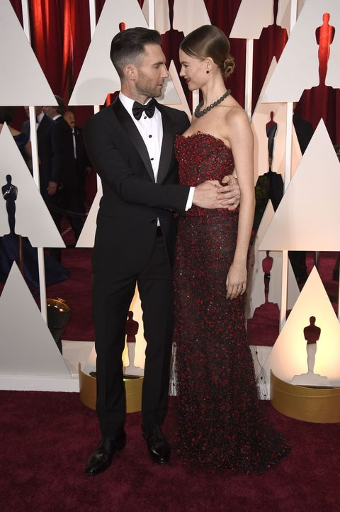 9 Oscars couples so cute you'll want to cry
