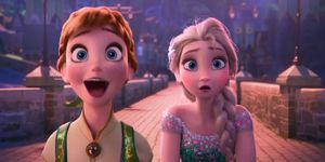The trailer for Frozen Fever has landed