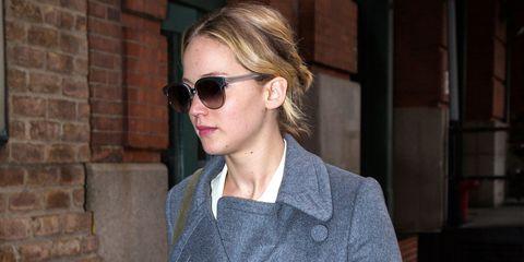 Jennifer Lawrence skipped the Oscars but WHY?
