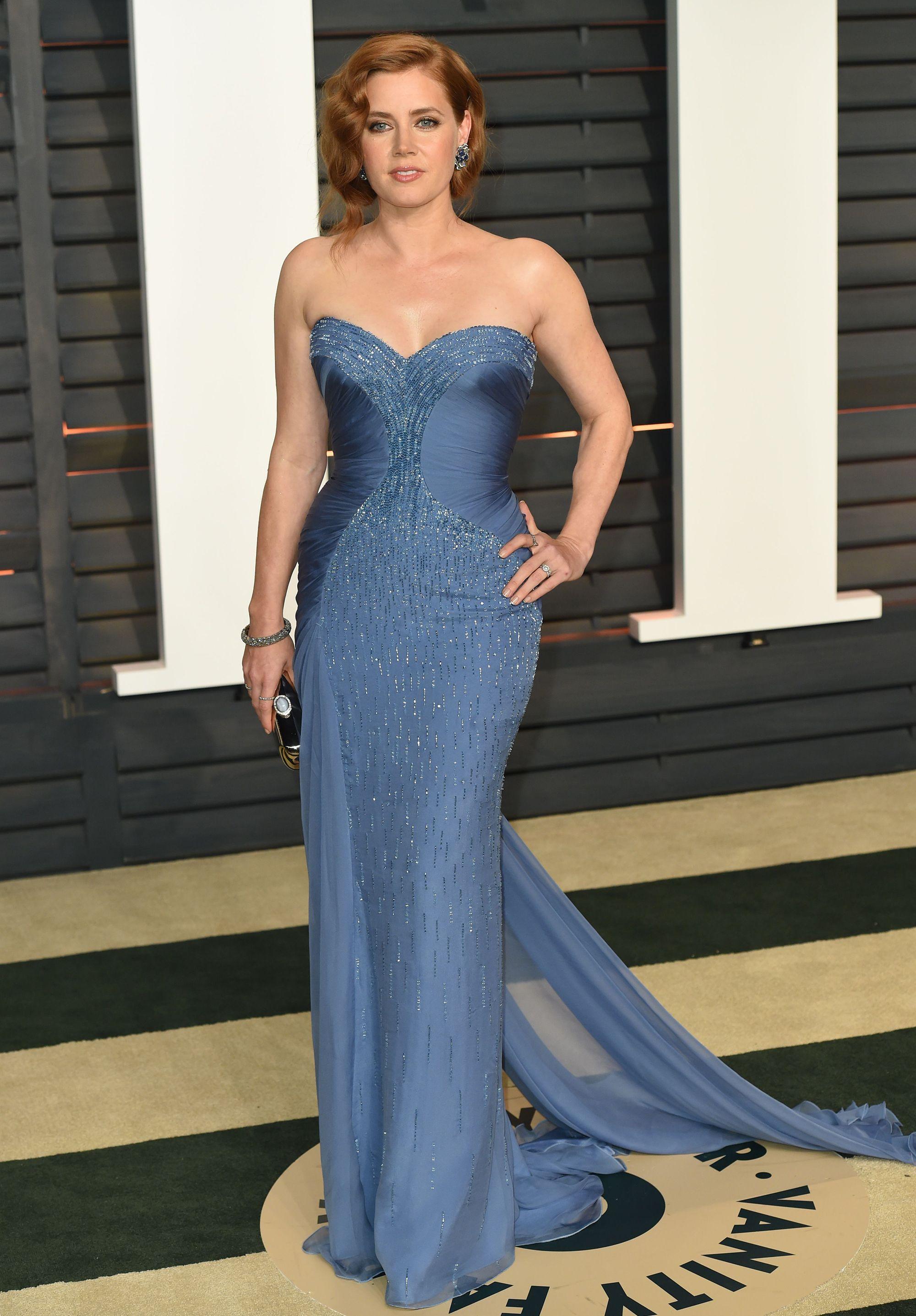 2015 Vanity Fair Oscars Party: all the best dresses