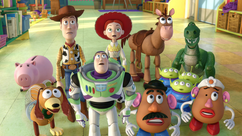 """Toy Story 4 is a """"separate story"""" from the other Toy Story films"""
