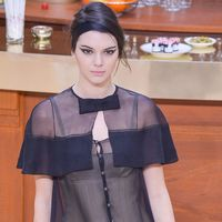 Kendall Jenner dominates the Chanel AW15 catwalk
