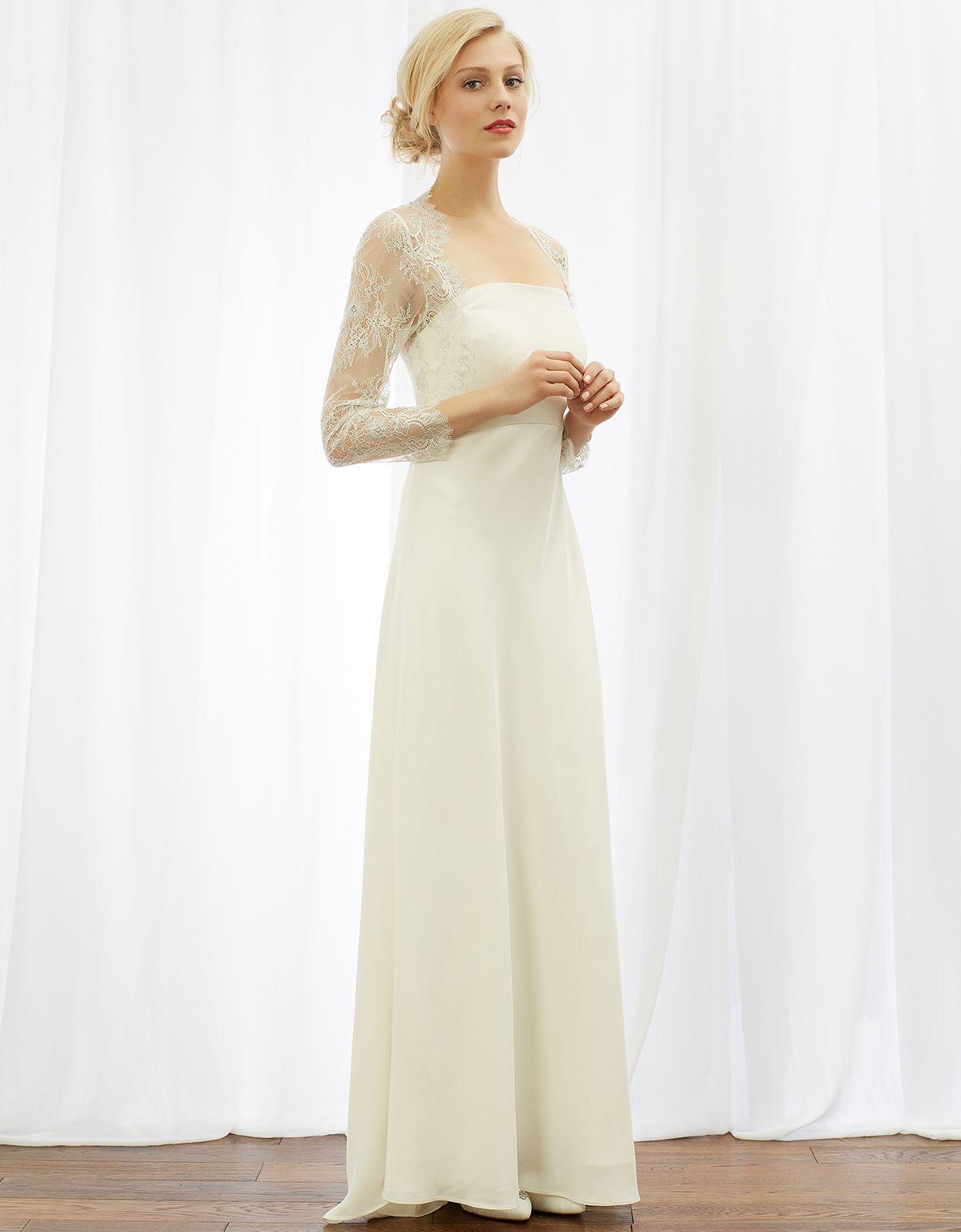 Alternative, budget wedding dresses from the high street